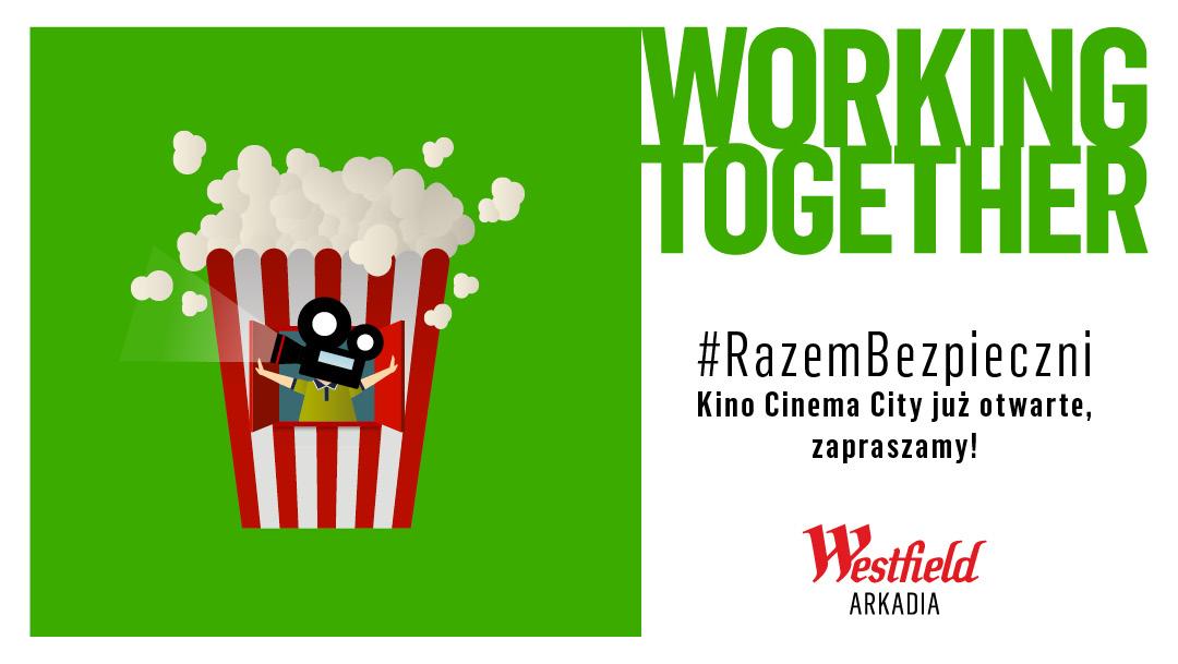 Kino Cinema City już otwarte!