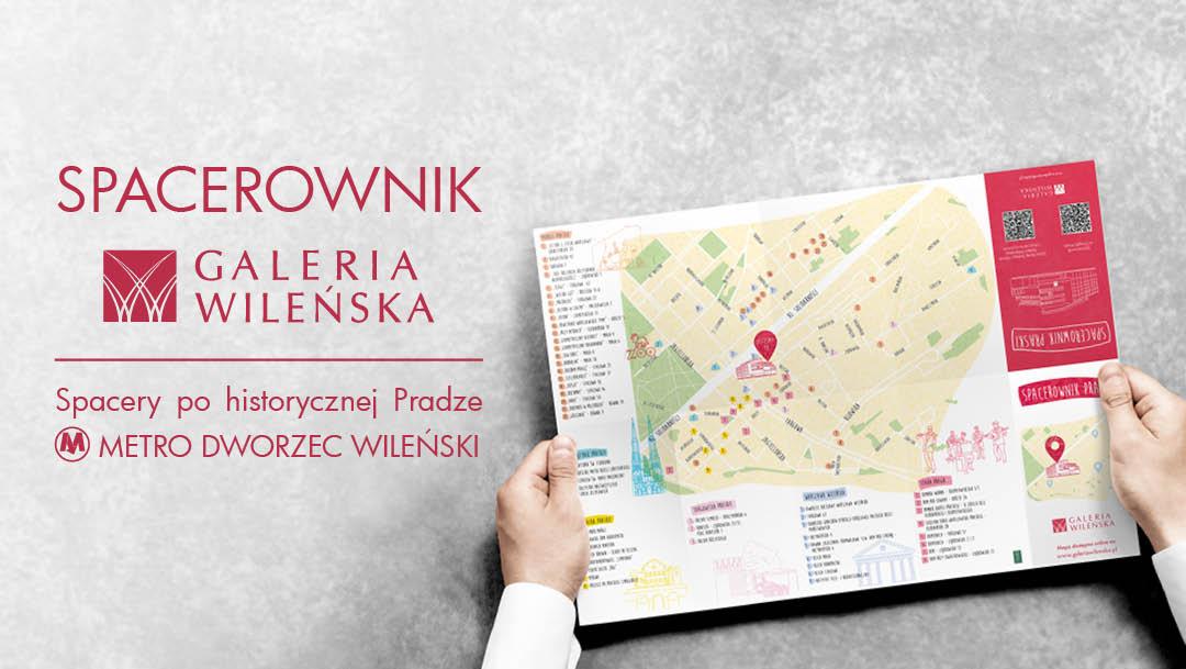 Chodź na spacer, na Pragę!