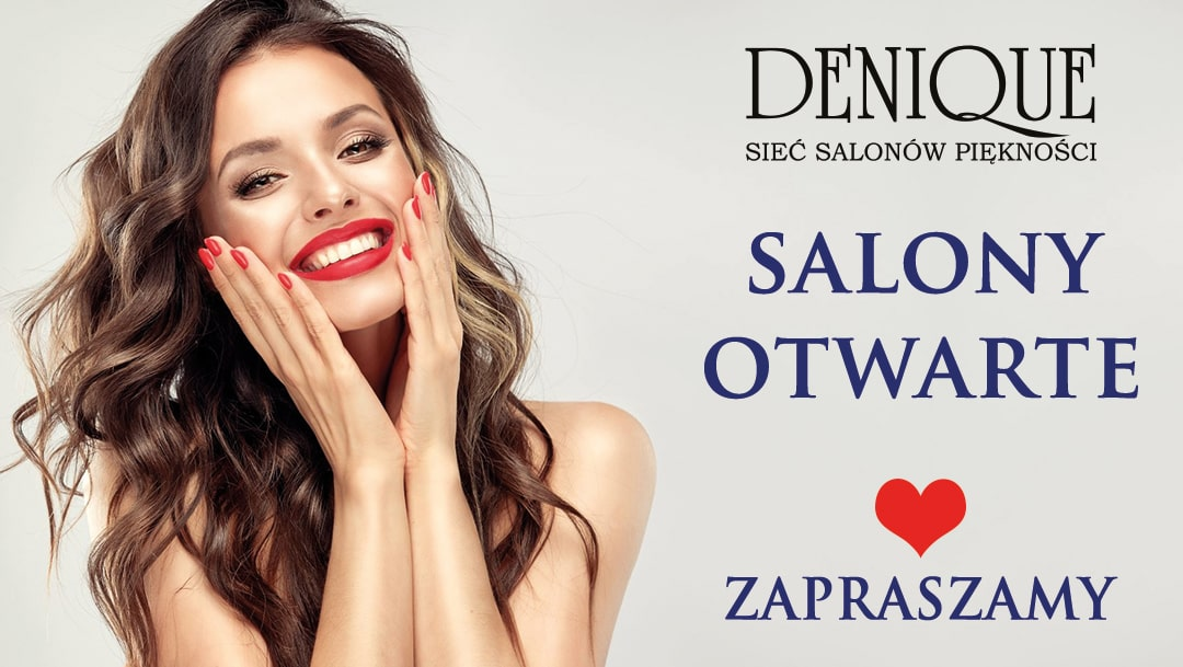 Salon Denique ponownie otwarty!