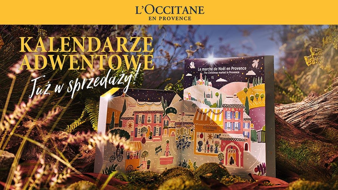 Kalendarze adwentowe L'Occitane już w sprzedaży!