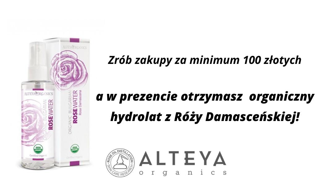 Prezent za zakupy w Alteya Organics!