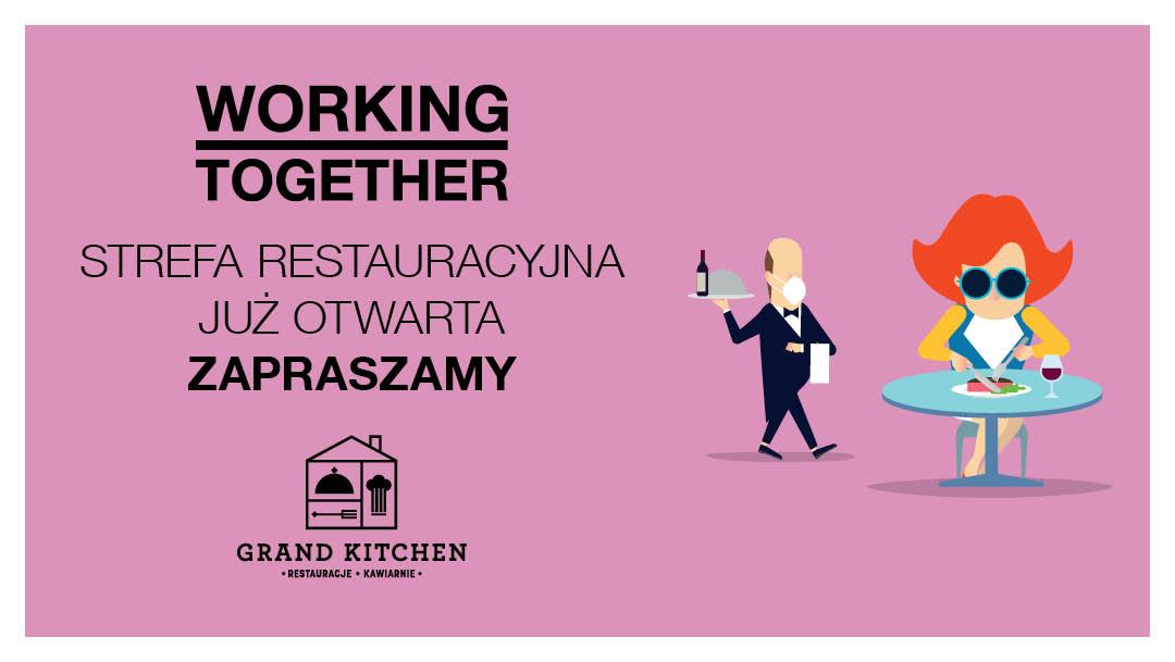 Ponowne otwarcie restauracji w Galerii Mokotów