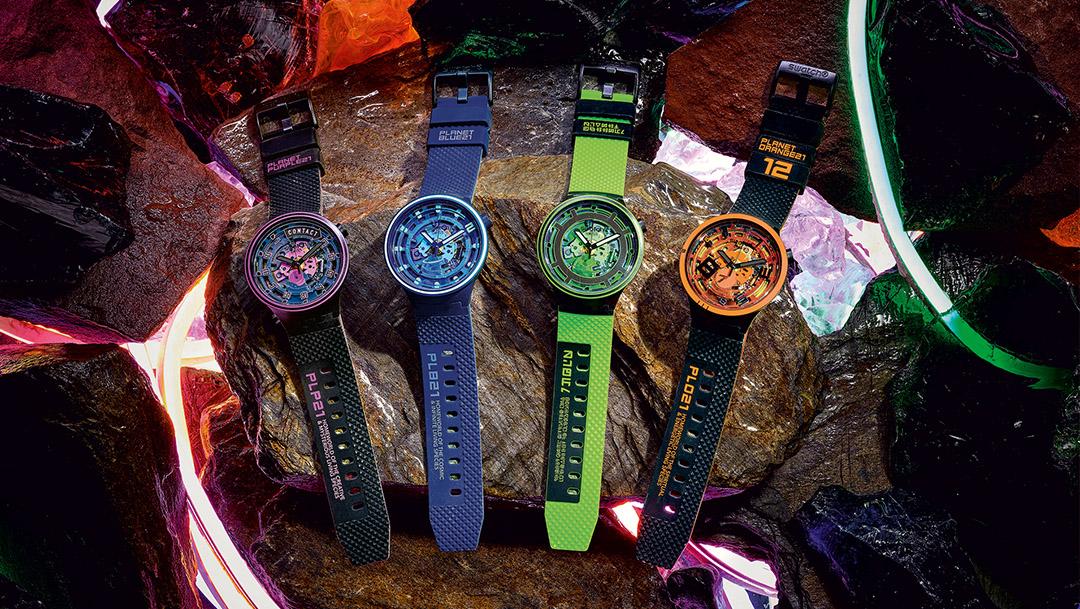 Nowa kolekcja Swatch BIG BOLD!