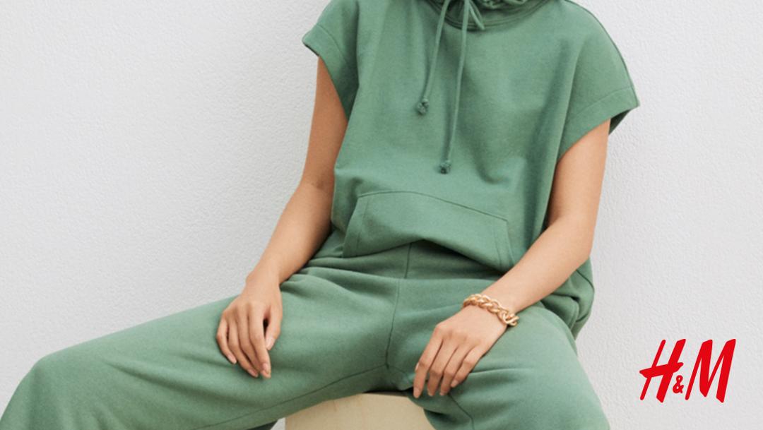Stylowy comfy wear w H&M