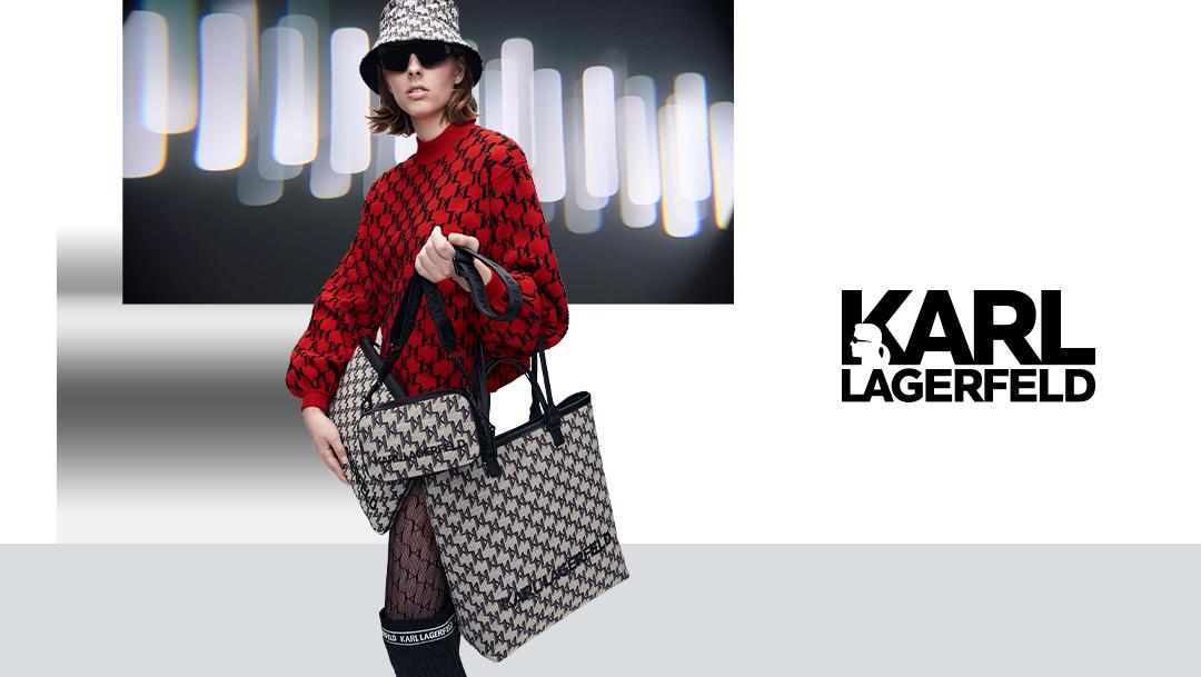 Zapraszamy do nowo otwartego salonu Karl Lagerfeld!