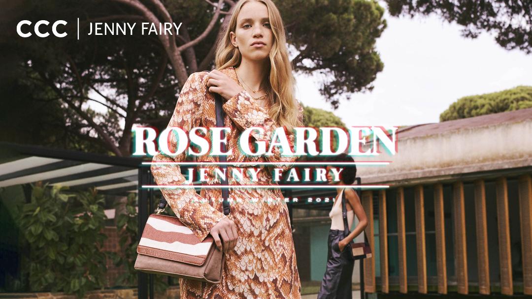 NOWOŚĆ! Kolekcja Rose Garden od Jenny Fairy i CCC!