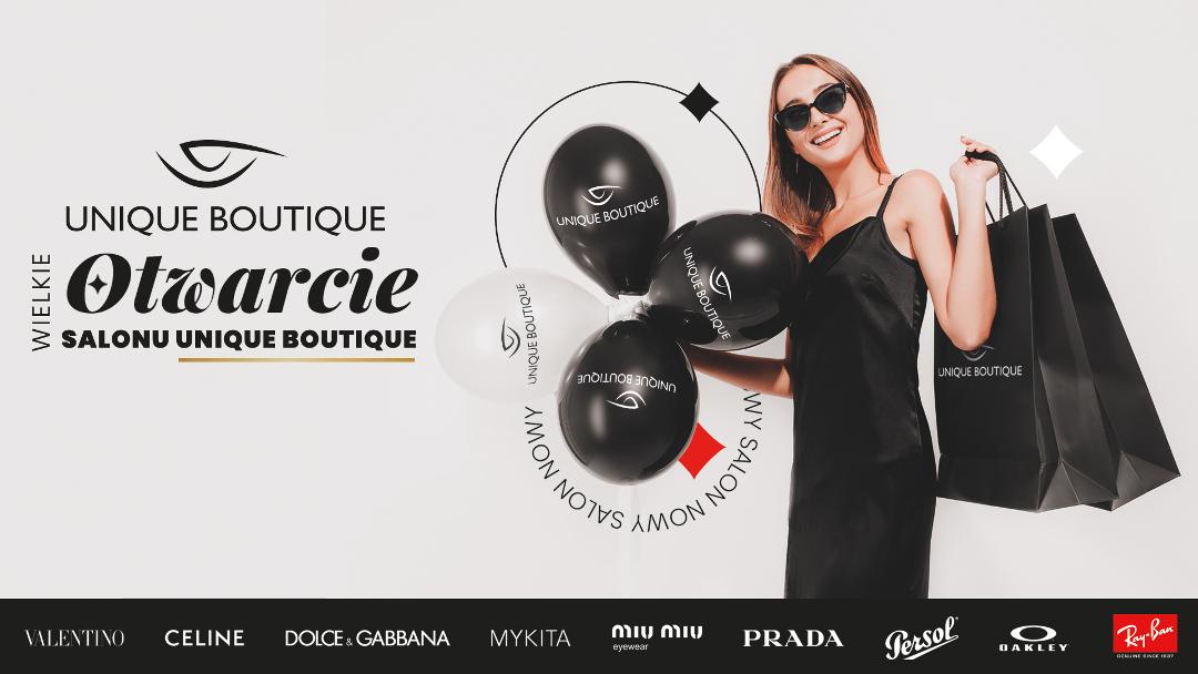 Wielkie otwarcie Unique Boutique we Wroclavii!