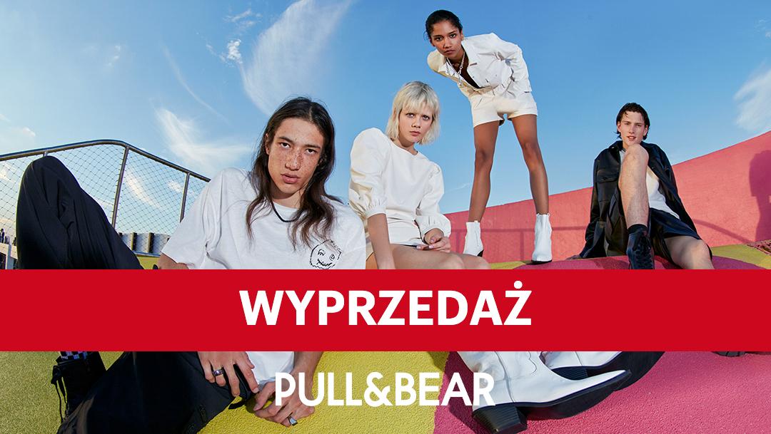 Wyprzedaż w Pull&Bear