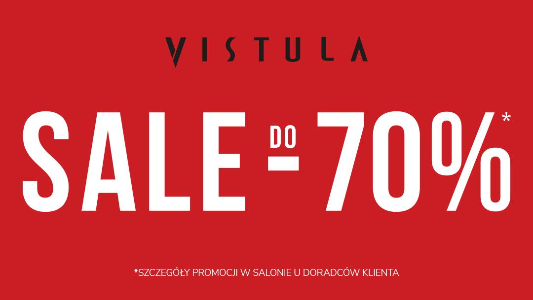 SALE do -70% w salonie Vistula!