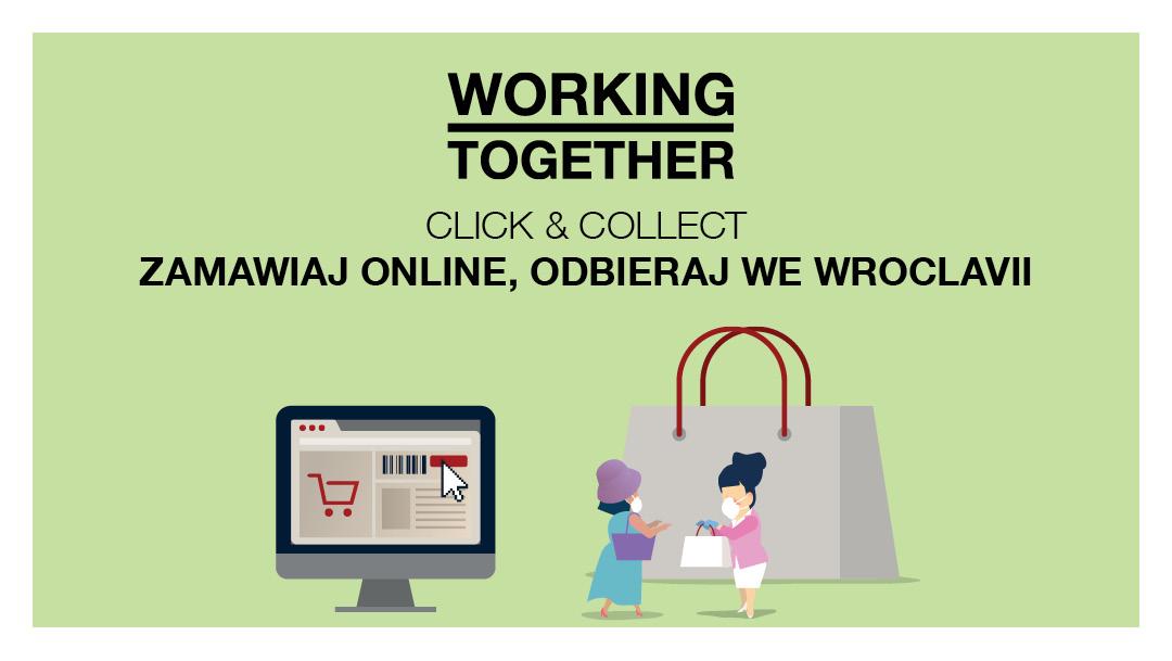 Zamawiaj online, odbieraj we Wroclavii