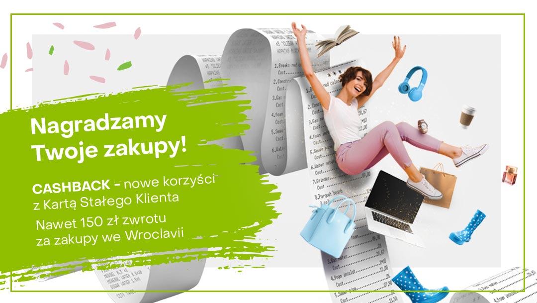 CASHBACK: Nowa odsłona programu lojalnościowego Wroclavii