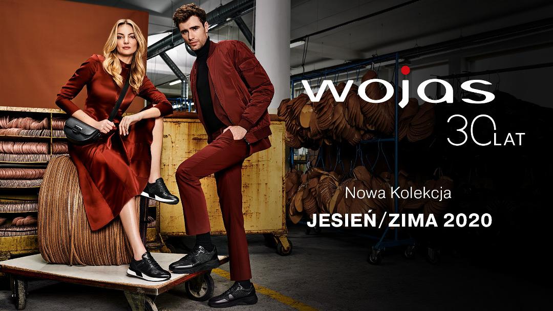 Nowa kolekcja Wojas jesień/zima 2020