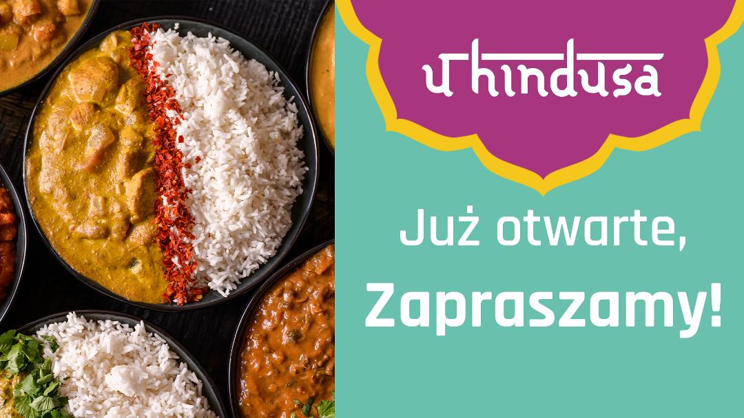 Zapraszamy do restauracji U Hindusa!