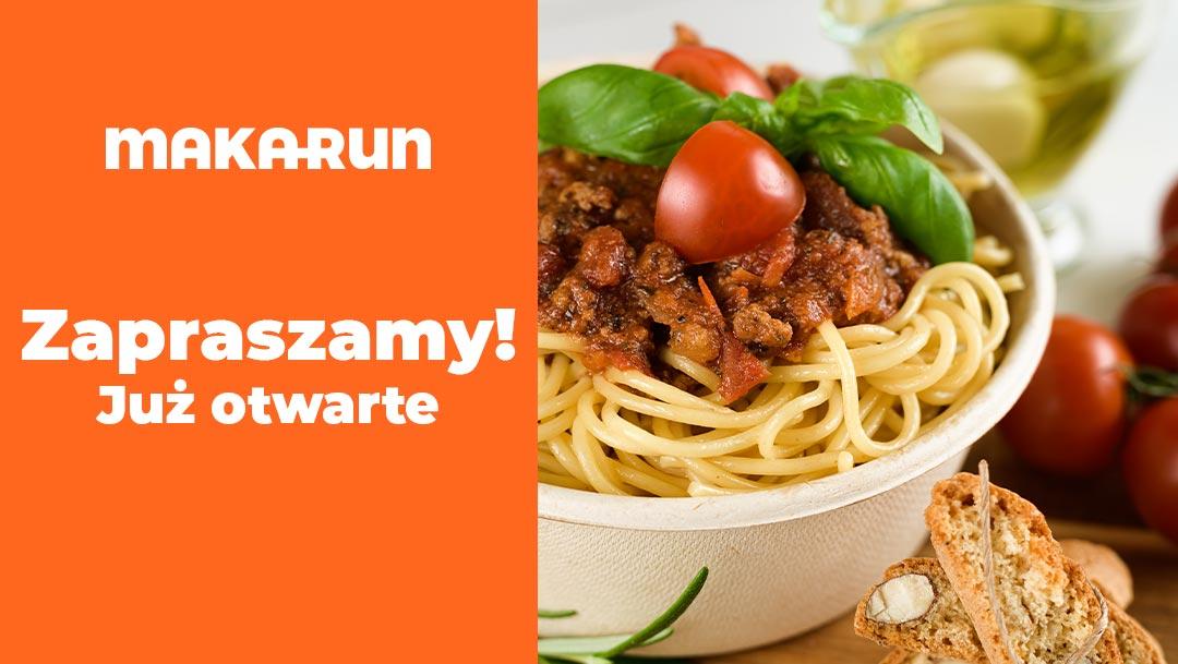 Zapraszamy do restauracji MAKARUN!