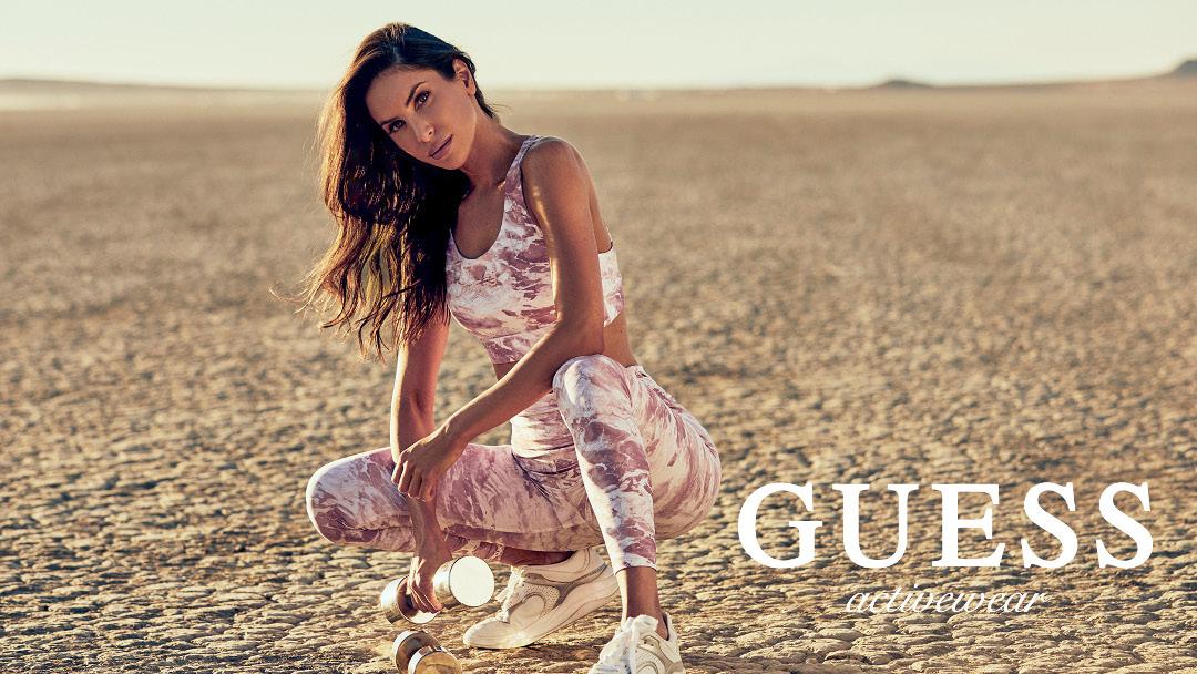 Wakacyjna kolekcja GUESS Activewear