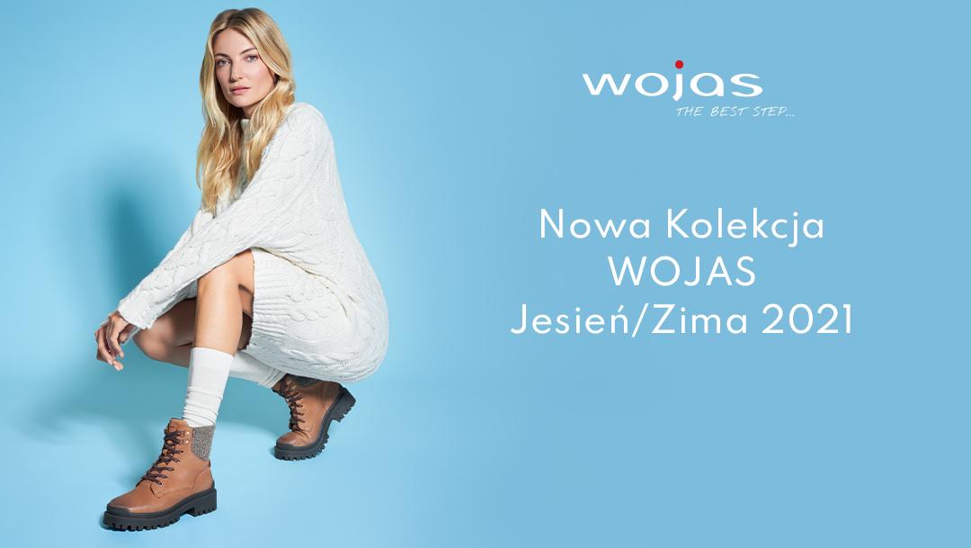 Nowa kolekcja Wojas jesień-zima 2021/2022