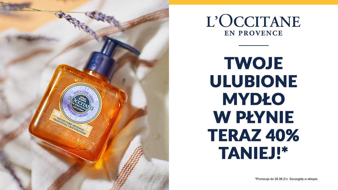 Oferta specjalna L'Occitane
