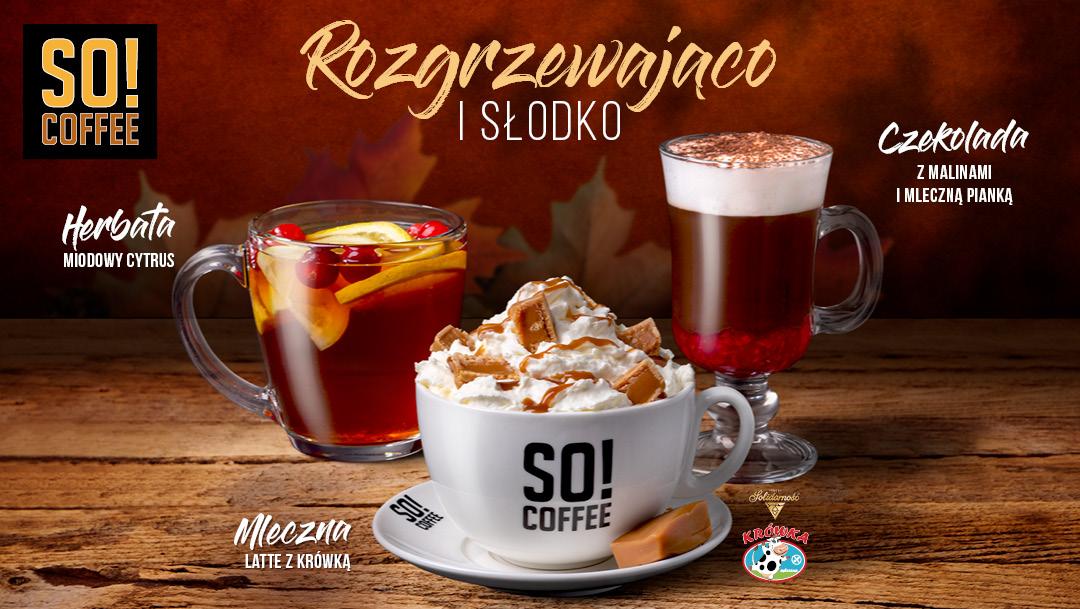 JESIENNA OFERTA SO! COFFEE
