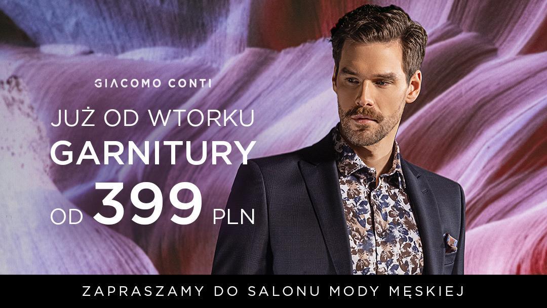 Stylowe zakupy w Giacomo Conti