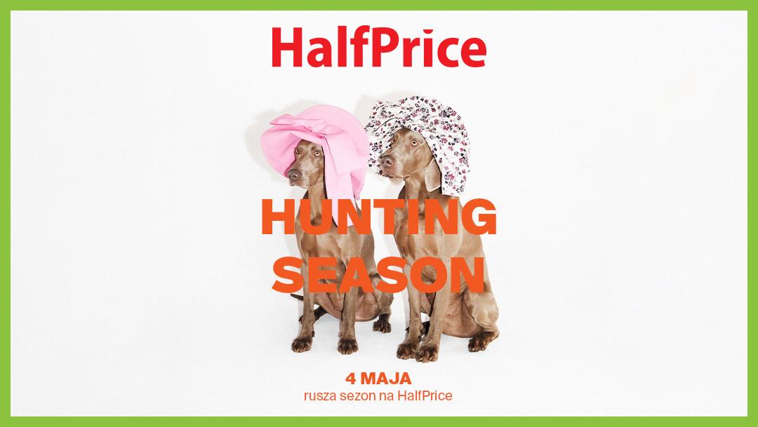 Zapraszamy do nowo otwartego salonu HalfPrice