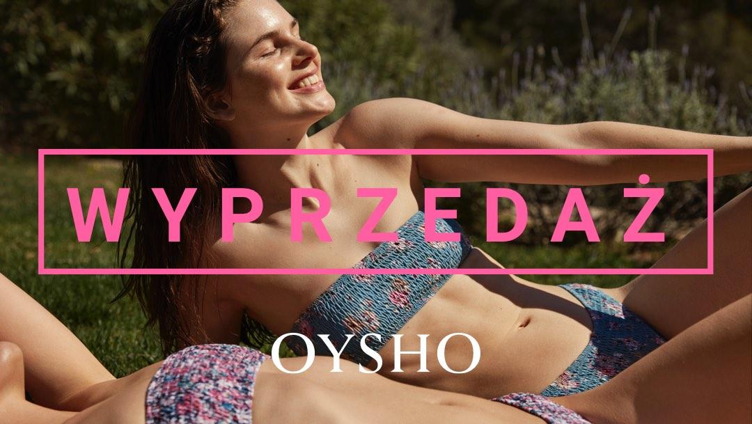 Wyprzedaż w OYSHO