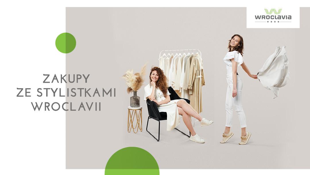 Zakupy ze stylistkami Wroclavii