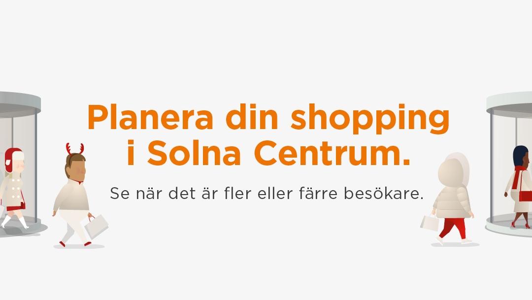 Planera din höstshopping hos Solna Centrum!