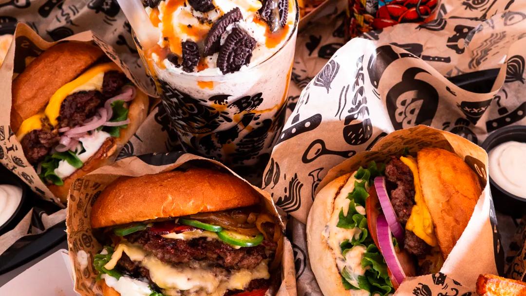 Bastard Burgers öppnar i Täby C!