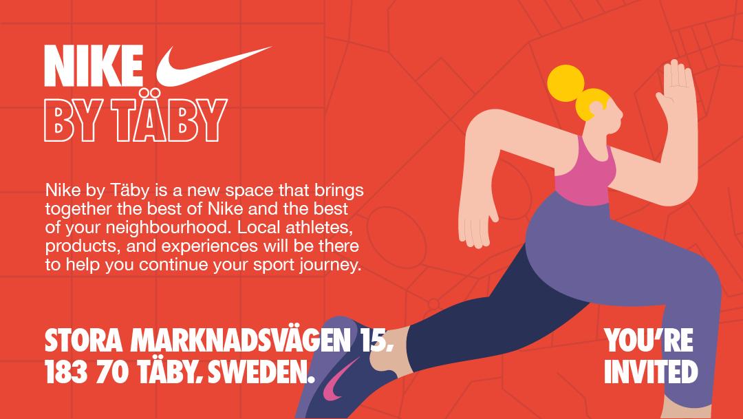 Nu har Nike öppnat – allt inom sport