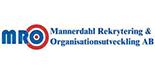 Mannerdahl Rekrytering & Organisationsutveckling