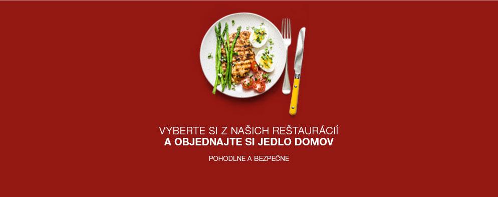 Dostali ste chuť na poriadny burger, taliansku kuchyňu alebo zdravé šalátové menu?