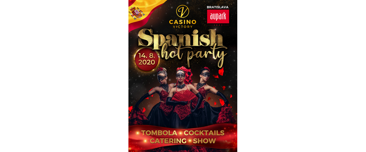 Spanish HOT party