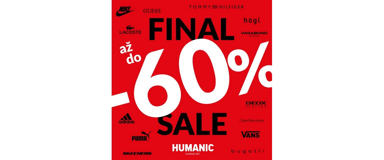 HUMANIC FINAL SALE