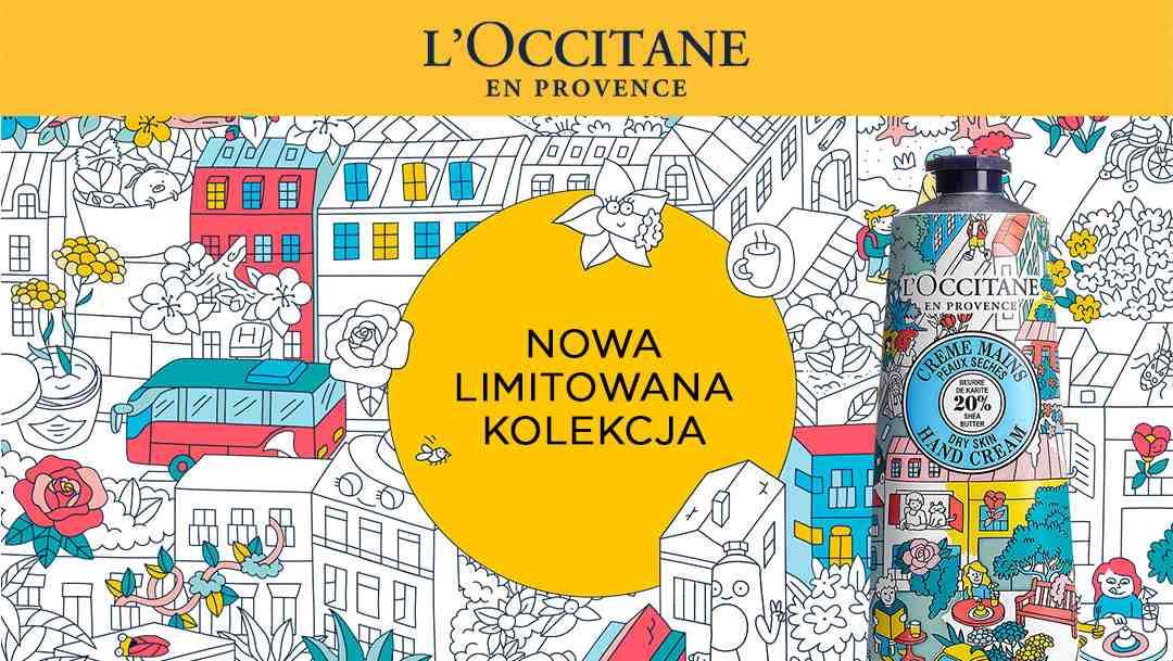 Nowa kolekcja w L'Occitane