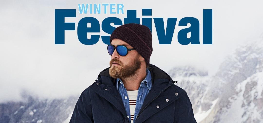 Winter Festival hos Dressman