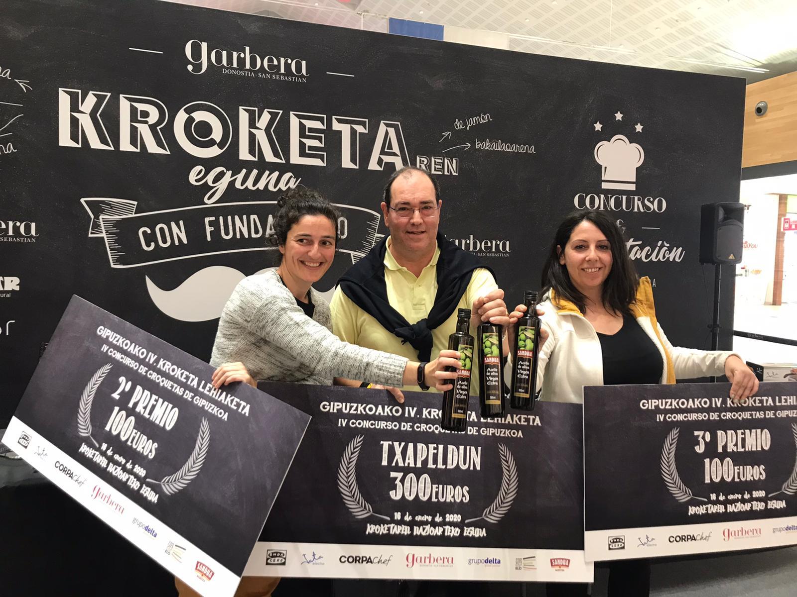 IV Concurso Croquetas