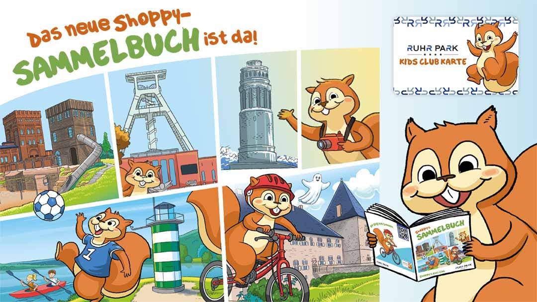 Geht mit Shoppy auf Bochum Tour!