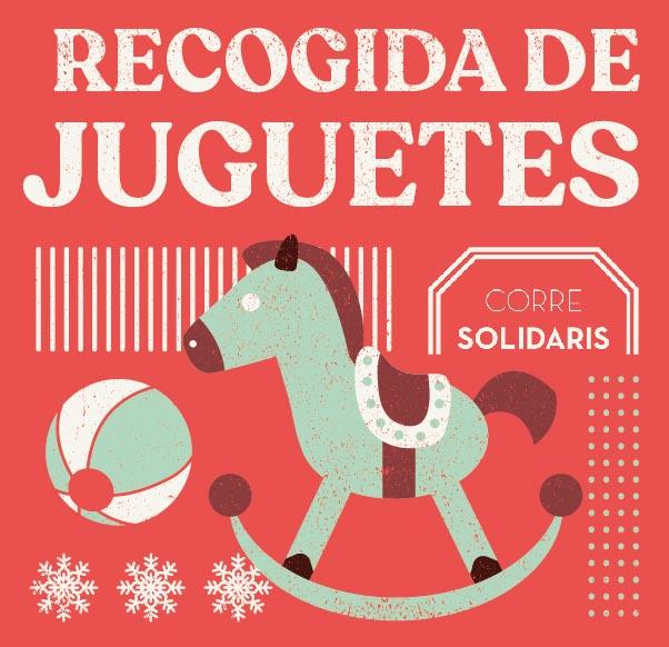 DONACIÓN JUGUETES - CORRE SOLIDARIS
