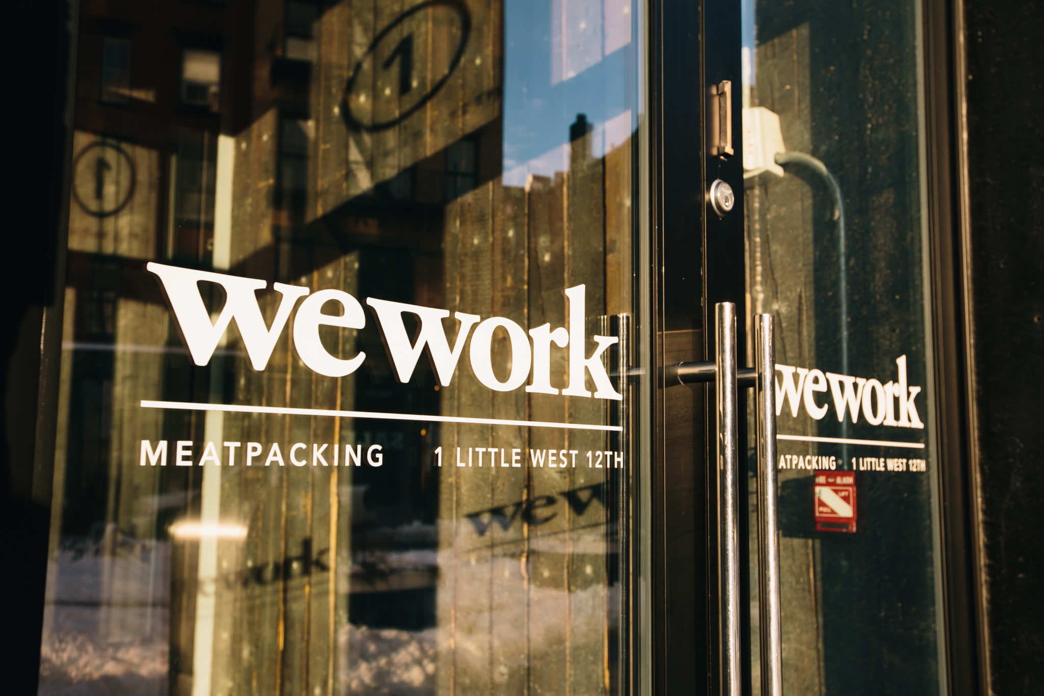 Coworking Office Space In New York Ny Wework Meatpacking