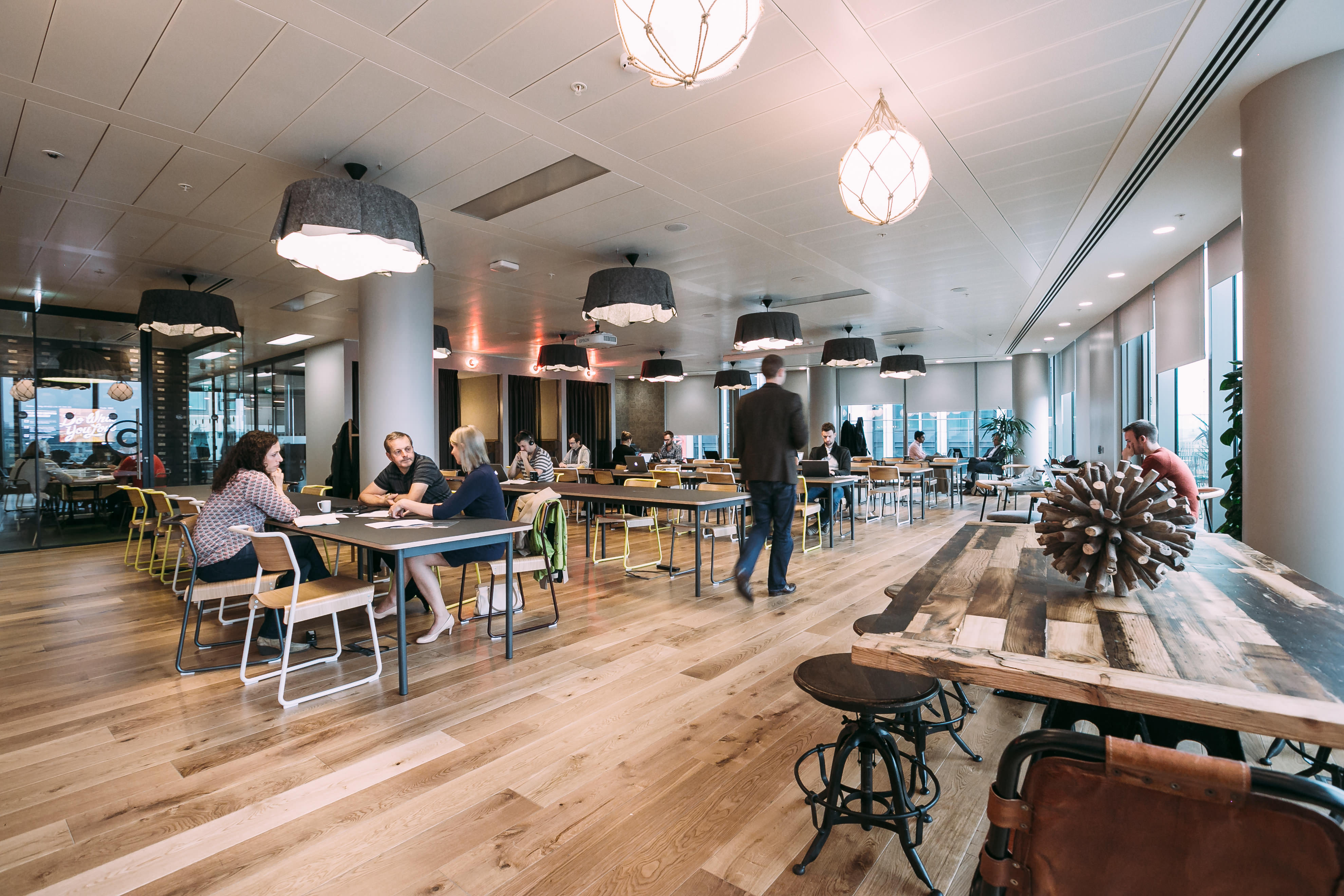 Coworking Office Space In London