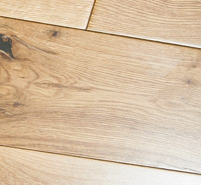 Close up of Lacquered Surface Wood Flooring
