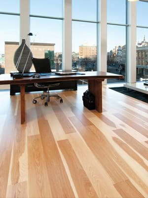 Top Image for Commercial Wood Flooring