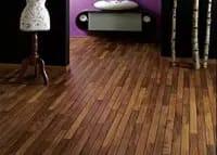 iroko bathroom Flooring