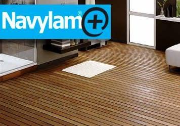 Navylam+ Bathroom Flooring