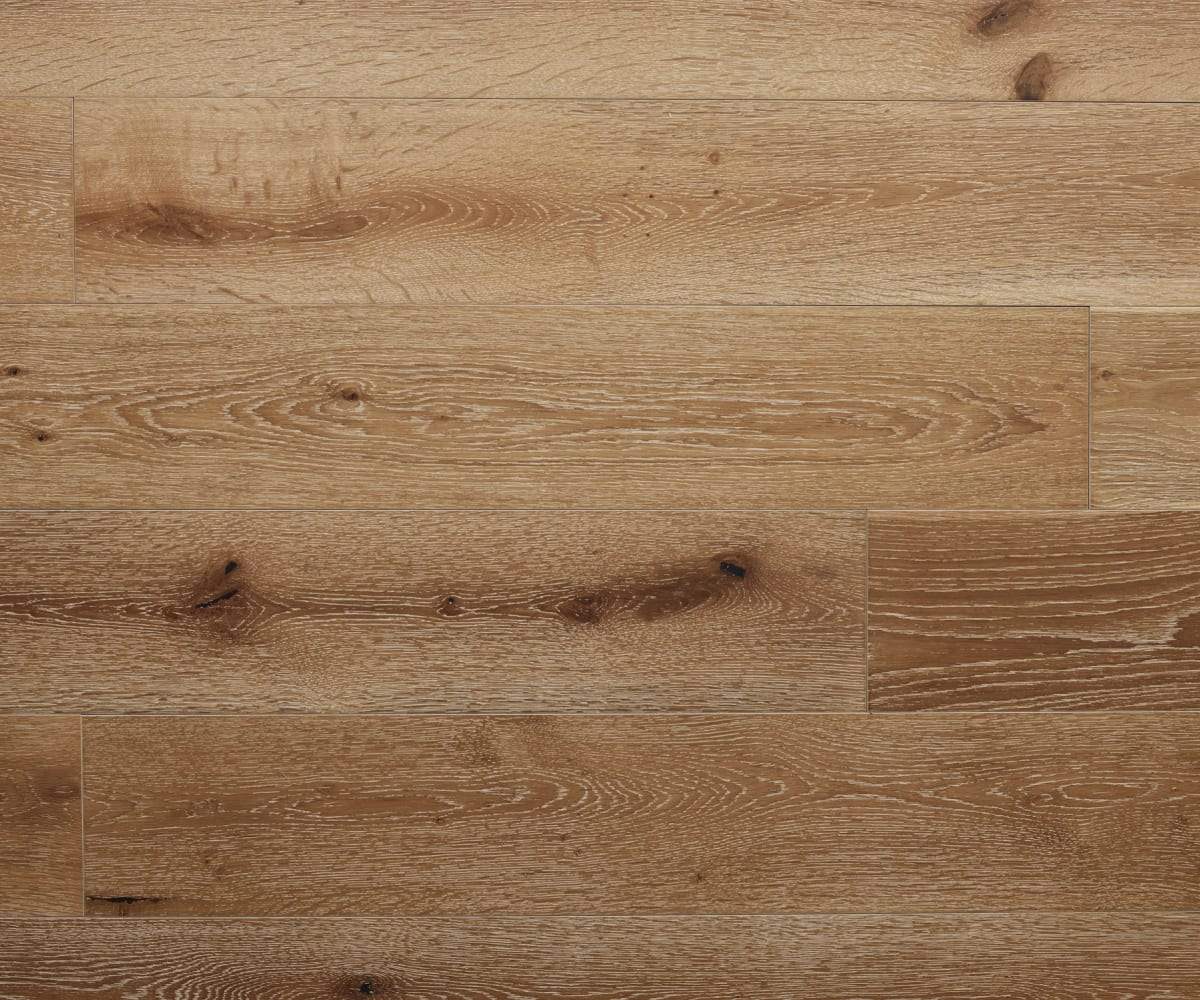 Toulouse Brushed Limed Oiled Oak Hardwood Flooring