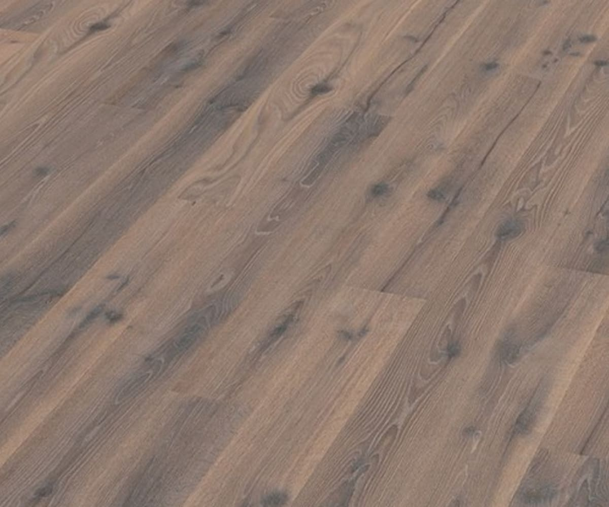 Hartland Oak Smoked Brushed & Natural Oiled Engineered Hardwood Flooring