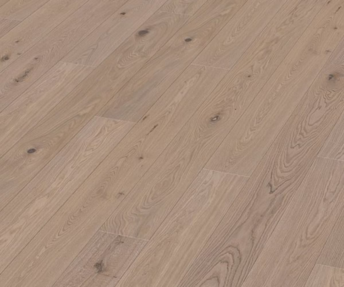 Bampton Oak Extra Rustic Brushed & Natural Oiled Engineered Hardwood Flooring