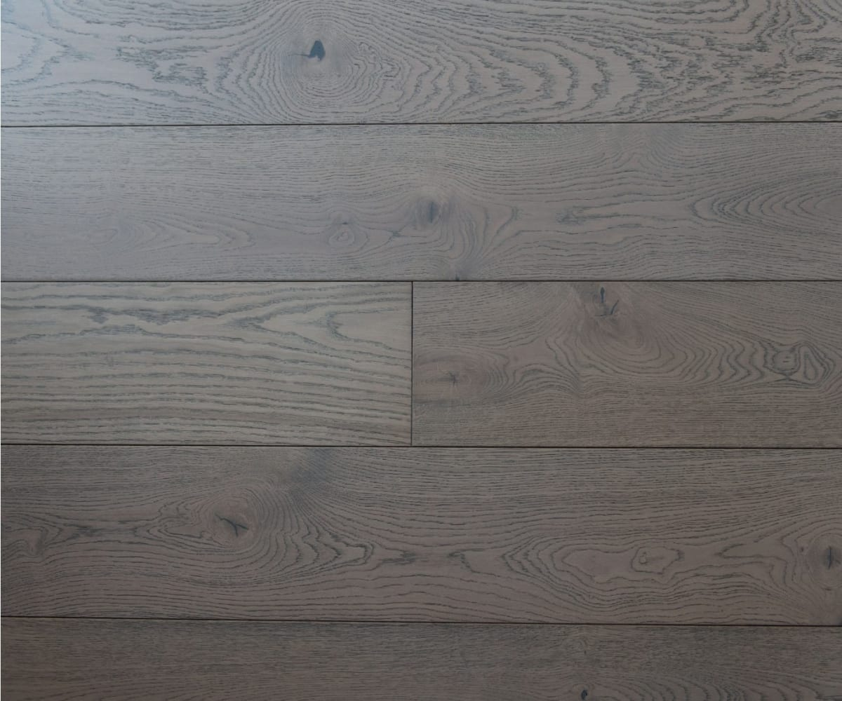 Naunton Stained Oak Brushed Lacquered Hardwood Flooring