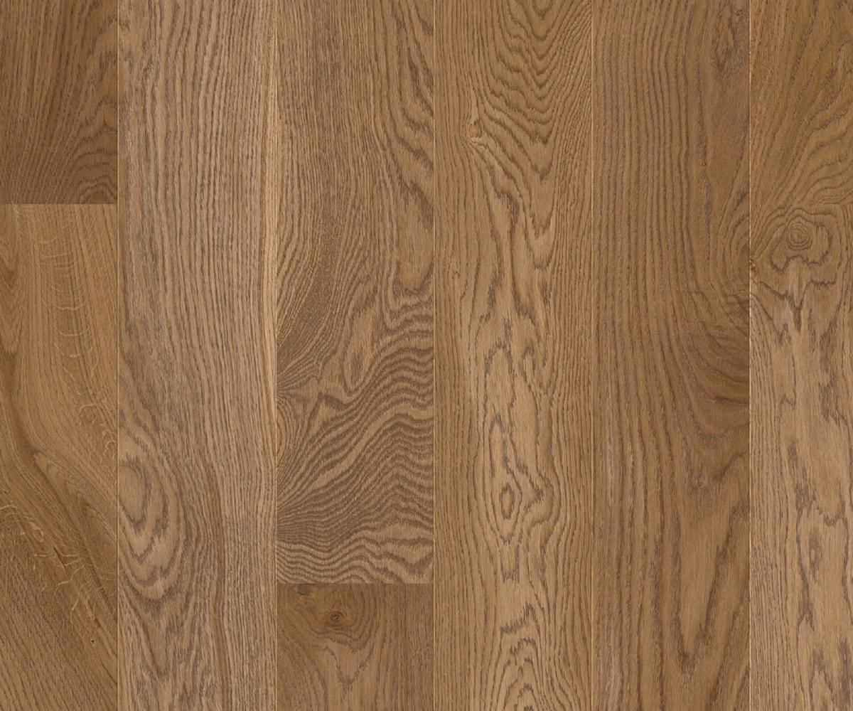 Stone Stain Oak Natural Oil Engineered Wood Flooring