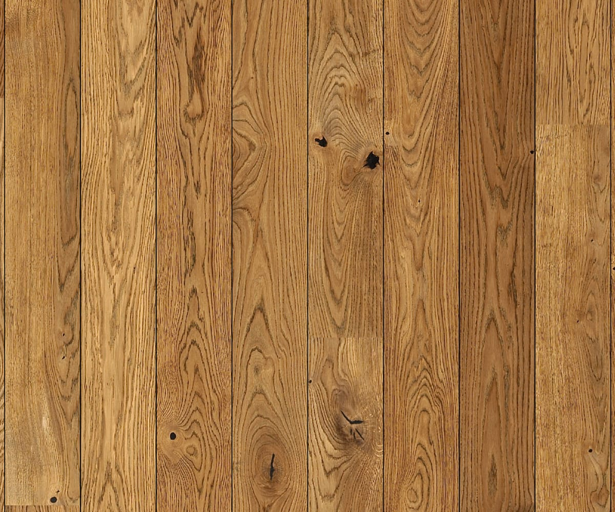 Antique Stain Oak Natural Oil Engineered Wood Flooring